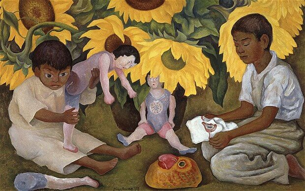 Sunflowers (1943)