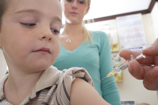 Unvaccinated students have been requested to stay home in Calgary over a recent measles scare. (Image courtesy of OMSJ)