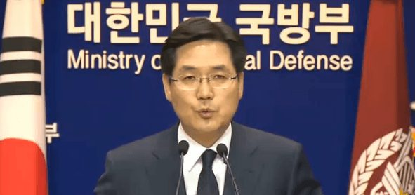 South Korean Defence Minister Kim Min-seok issued a criticism of North Korea this Monday. (Image courtesy of Arirang News)