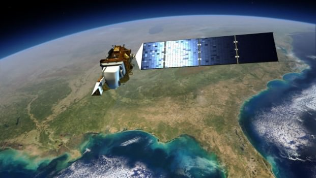 Google plans to construct minature satellites to provide more accessible Internet service. (Image courtesy of Engadget)