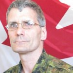 Warrant Officer Patrice Vincent was killed in a hit-and-run. (Image courtesy of CTV News)