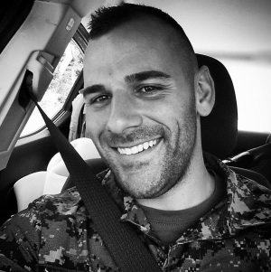 24-year-old corporal Nathan Cirillo was shot and killed in Ottawa shooting. (Image courtesy of Facebook).