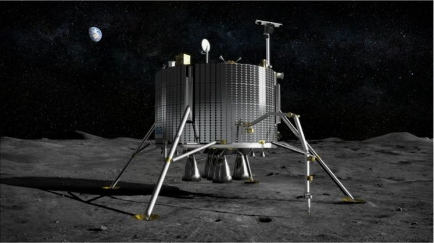 European and Russian space agencies are to send a lander to explore untouched areas of the Moon's south pole (ESA)