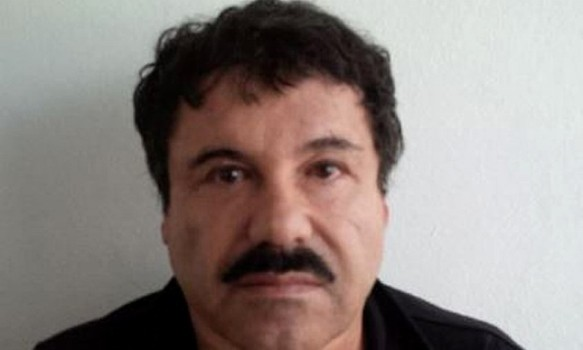 El Chapo has been infamous for escaping through underground tunnels. (Image courtesy of HO/AFP/Getty Images)