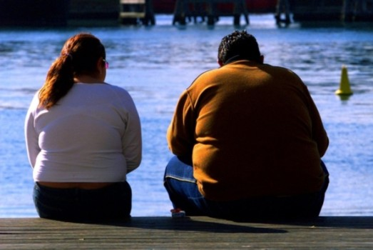 There are now more obese people than underweight people. (Image courtesy of Getty Images)