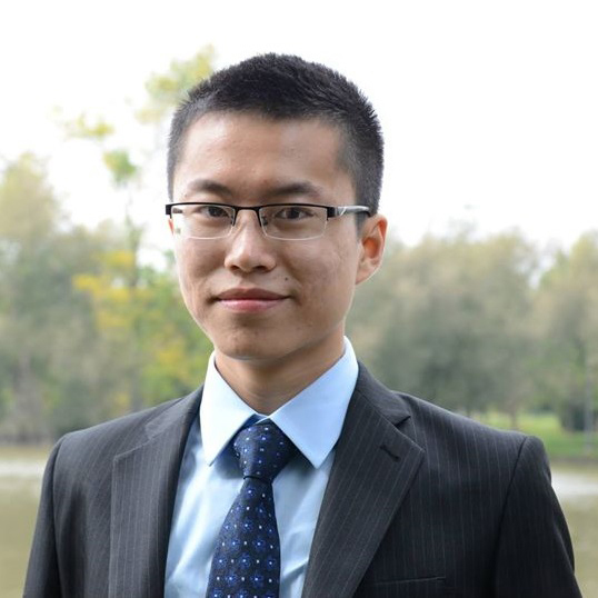 David Hao, Editor-in-Chief of the Fifth Guard