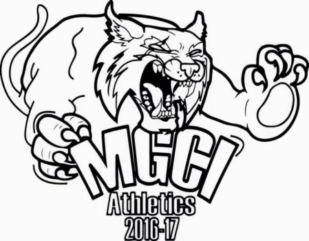 The logo that was used was designed by Mohammed Walizada, an MGCI student.